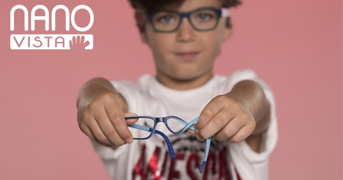 Conoce las gafas infantiles Nanovista